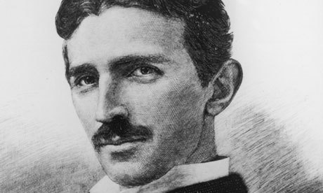 "thenoobyorker:  Nikola Tesla, the eugenicist, the following is taken from the Paleofuture blog at The Smithsonian website,  Like any man, Tesla was far from perfect and sometimes had very warped ideas about how the world should operate. One of Tesla's most disturbing ideas was his belief in using eugenics to purify the human race. In the 1930s, Tesla expressed his belief that the forced sterilization of criminals and the mentally ill — which was occurring in some European countries (most disturbingly Nazi Germany) and in many states in the U.S. — wasn't going far enough. He believed that by the year 2100 eugenics would be ""universally established"" as a system of weeding out undesirable people from the population. The February 9, 1935 issue of Liberty magazine includes many other fascinating predictions by Tesla for the future of humanity, which we'll no doubt look at in the weeks ahead. But for the time being I've transcribed only the eugenics portion of Tesla's predictions below, to remind us that we should be cautious when making gods of men:  The year 2100 will see eugenics universally established. In past ages, the law governing the survival of the fittest roughly weeded out the less desirable strains. Then man's new sense of pity began to interfere with the ruthless workings of nature. As a result, we continue to keep alive and to breed the unfit. The only method compatible with our notions of civilization and the race is to prevent the breeding of the unfit by sterilization and the deliberate guidance of the mating instinct. Several European countries and a number of states of the American Union sterilize the criminal and the insane. This is not sufficient. The trend of opinion among eugenists is that we must make marriage more difficult. Certainly no one who is not a desirable parent should be permitted to produce progeny. A century from now it will no more occur to a normal person to mate with a person eugenically unfit than to marry a habitual criminal.  The ideas behind eugenics would become substantially less popular after World War II, for obvious reasons. I doubt that Tesla understood the scope of the atrocities that were being committed in Europe (and at the hands of the California eugenics movement) at the time. But again, his ideas were clear: the world should be rid of so-called undesirables. However unpleasant the idea of eugenics is to reasonable people on its surface, this notion seems particularly strange coming from a man like Tesla, whose own mental illnesses would have likely put him in the ""undesirable"" category under any authoritarian regime.  That Nikola Tesla held these beliefs has been known for years, this is why his designation as ""the greatest geek who ever lived"" or the subsequent conversion of his life into some moral tale has always made me cringe. Photograph: Hulton Archive/Getty Images"