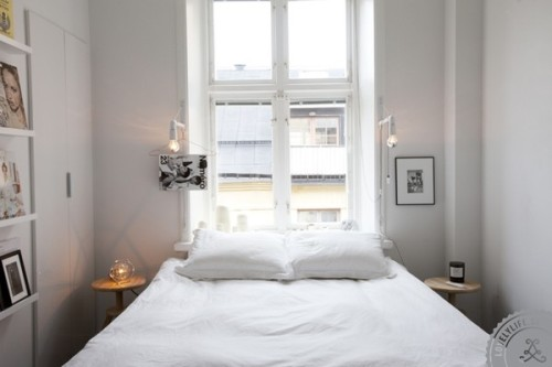 white room (via Scandinavian Deko.)