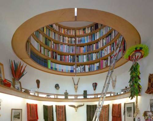 Dream Homes Built for Books and the  Nerds Who Love Them