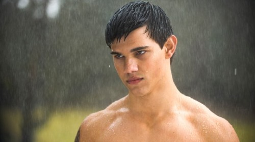 Taylor Lautner: Leave the Shirt Off We were among the few people that bothered to see Abduction, which confirmed what we long suspected: your abs are more expressive than your face. Going forward, look around for jobs that require as little outerwear as possible… you know, lifeguard, Hollister Co. greeter and Magic Mike impersonator. Read more: Twilight: Our Advice for the Cast