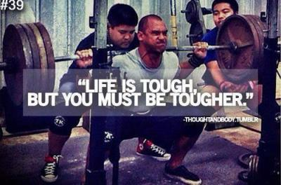 Are you TOUGH enough!?