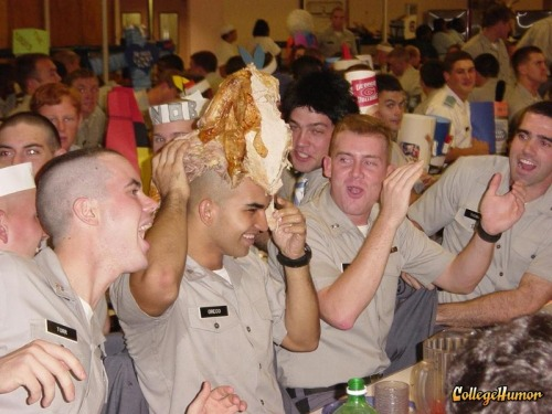 Thanksgiving at The Citadel