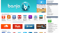 So pleased to announce Banjo was named Top Developer and Featured App by Google Play PLUS featured in iTunes. Congrats, team!