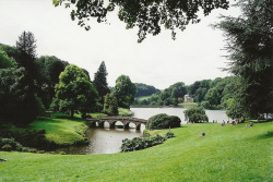 Stourhead by Madeleine Eve on Flickr.