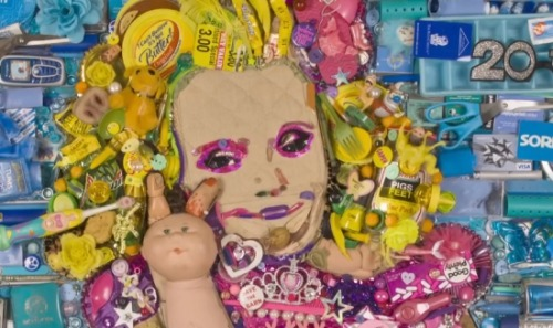 Honey Boo Boo made from … trash. Exactly. Watch how it's done.