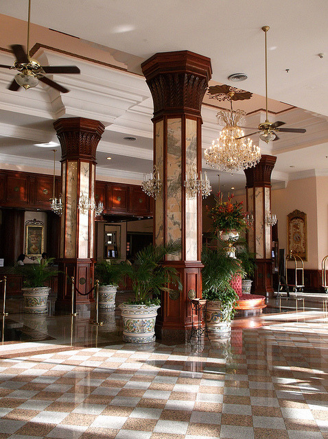 Bahamas Holiday 024 on Flickr.Via Flickr: Hotel foyer