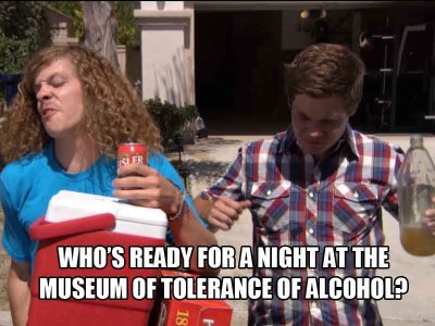 "workaholics:  The weekend's here! Crack open a brew or five and watch some Workaholics full episodes. ""Teenage Mutant Ninja Roommates"" is up now."