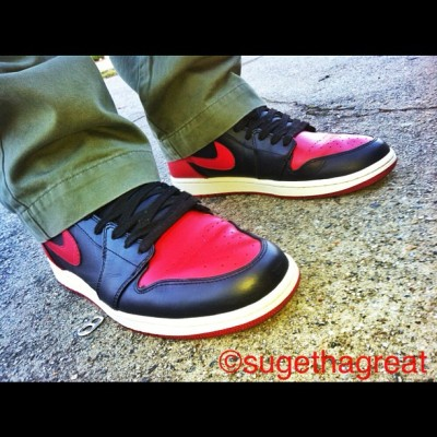 Been killing this shoe, quickly became one of my favorites. #wdywt #nike #jordan #airjordan #nikeair #igsneakercommunity #solecollector #kicks4eva #smyfh #s7 #jordandepot #todayskicks #iphoneonly #igdaily #shoeporn