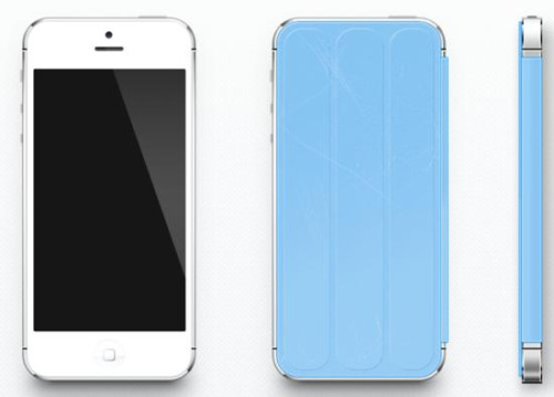 Smart Cover for iPhone 5