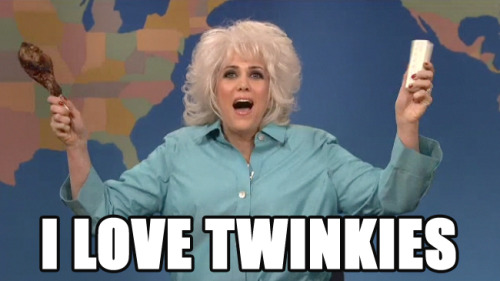 nbcsnl:  Farewell Hostess. You will be missed.