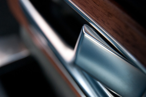landroverusa:  Close Look At sophisticated details.
