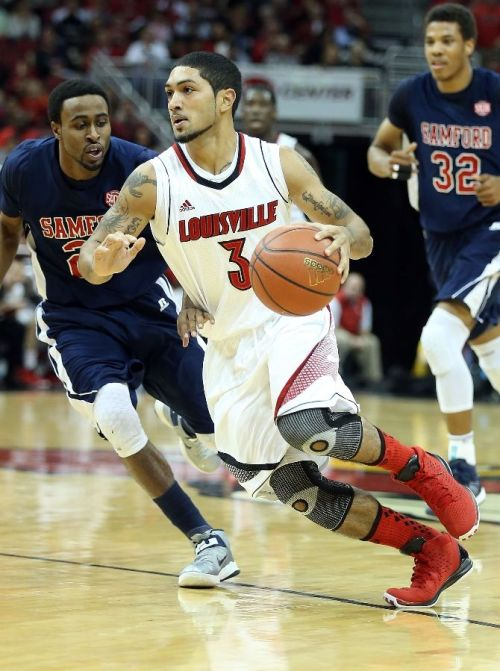 Louisville v Samford Louisville improves to 2-0.
