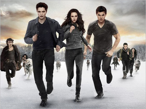 "Yearning to argue about Breaking Dawn — Part 2's big ""twist"" ending? Want to find out what happens in the last Twilight movie so you never have to see it yourself? Have we got the post for you! (Yes, we have.)"