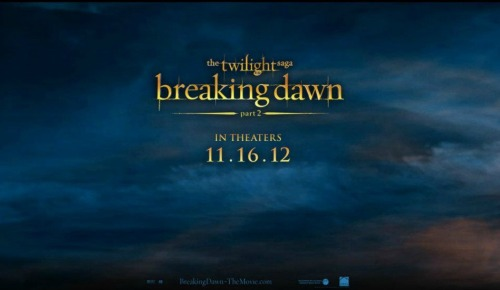 twilightandme:  Last Twilight day  Forever