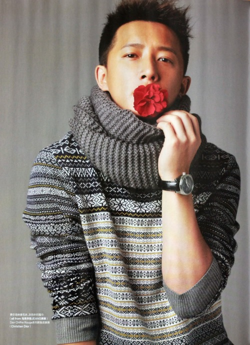 hqsuperjuniorscans:   Bund Magazine No. 515 November Issue - Hangengall scans here credits; 肚肚style