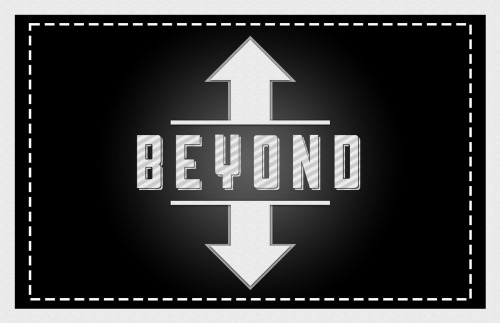 BEYOND … one of my favorite words.