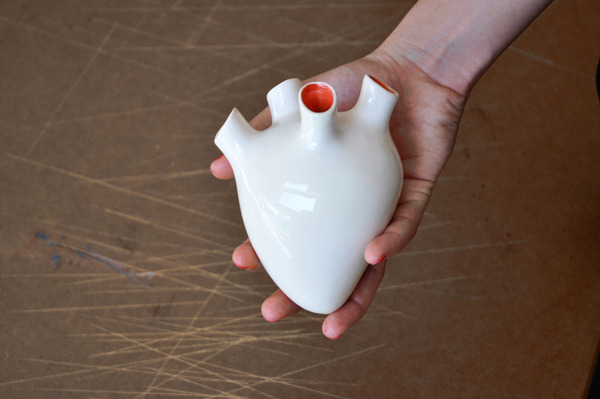 Corezone, A Human Heart-Shaped Bank To Deposit Feelings, Not Coins