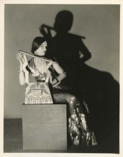 "Eugene Richee, Portrait of Louise Brooks for ""The Canary Murder Case"" directed by Malcolm St. Clair and Frank Tuttle, 1929"