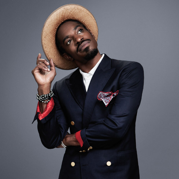 grandrequiem:  Andre 3000 is so cool.