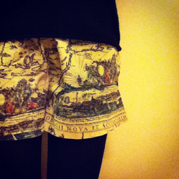 Friday Night Map Shorts