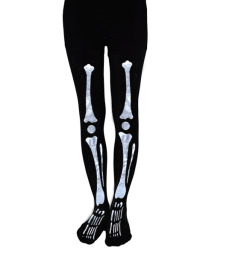 Preorder only Skeleton Tights Size: Free size $8+ shipping