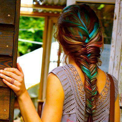fearlessmariposa:  fish tail plait | Tumblr on We Heart It. http://weheartit.com/entry/43482390