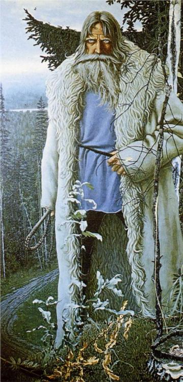 "betweenfairytalesandreality:  ""Giant"" By Konstantin Vasilyev"