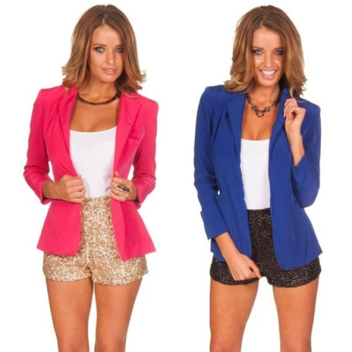 New Sequin Shorts w Colour Pop Blazers! In store and online now www.onehoneyboutique.com #blazer #sequin #naven #celebritystyle #celeb #fashion