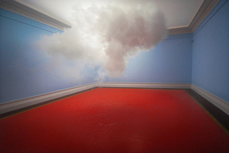 "Artist Watch - Berndnaut Smilde Berndnaut is a Dutch artist who has created some very interesting photography pieces often involving indoor clouds. He ""uses a smog machine and carefully adjusted room temperature and humidity to provide the perfect conditions for clouds to form."" The end result is breathtaking and surreal. Be sure to check out this incredible artist to stay up to date. Text Source & Image Source"