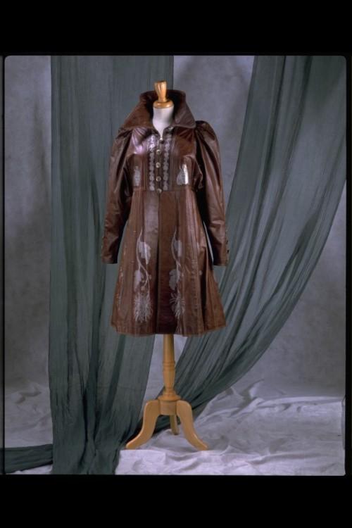 Coat Bill Gibb, 1972 The Victoria & Albert Museum