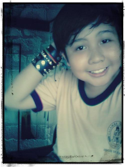 "Name:  Jeremy Jacob Culabat  Blog URL: http://ohjherixsmiles.tumblr.com  Age: 13 years.   Country: Philippines  Hobbies:  Tumblring, doodling, listening to music♫ etc.  Favorites/Likes:  Doodles, cookiez, black, avrillavigne, adventure time etc.  How would you describe your doodle/drawing style? • For me it's kinda a-door-able and cute.  What are the things you mostly doodle/ the subject/ themes of your doodle?  About my life? or some quotes or parts of a song. :)  What is/are your inspiration/s? Other doodle blogs.  Your message to the people here in tumblr: Hi guuuys~ iloveyou! stayawesome! :"">"