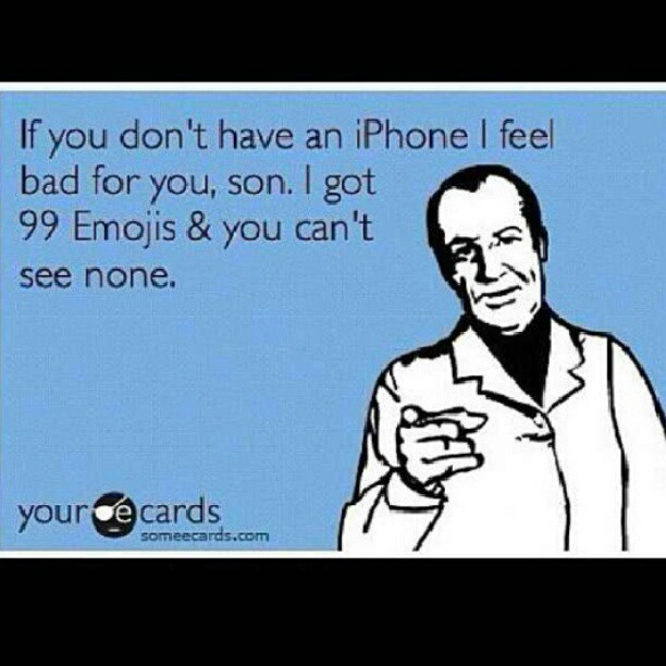 #iphone #emoji #99 #ecard