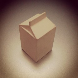 Milk / Juice box para customizar $1.000
