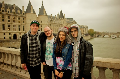 skinters in paris