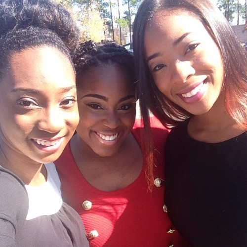 Still in Huntsville…but it's still a Happy Sabbath. Lol @iameliza @gabbydandy