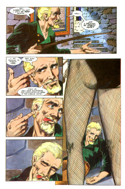 Green Arrow: The Longbow Hunters  Ollie, really…