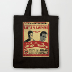 The Fight Club Tote