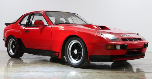 Porsche 924 Carrera GTS ClubSport 'Komfort': 1 of 1