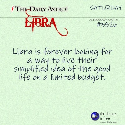 Libra 3826: Check out The Daily Astro for facts about Libra.and get a free online I Ching reading here