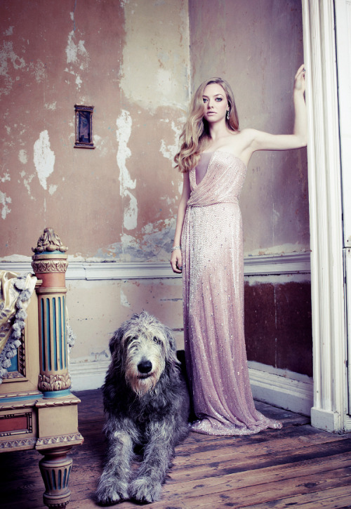 amanda seyfried by simon emmett