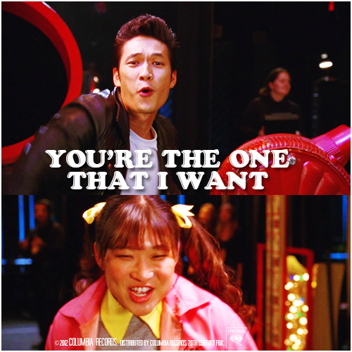 4x06 Glease | You're The One That I Want Alternative Cover 'The Tiketanic Fusion Collection'