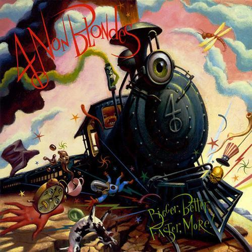 4 Non Blondes/4 Non Blondes - What's Up? (Album Version)