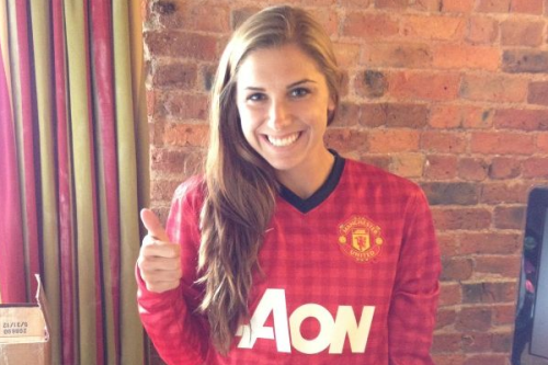 mysoccersbetter:  Marry me.  Linda! :)
