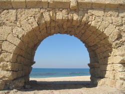Caesarea Maritima, Israel submitted by: franciebean, thanks!