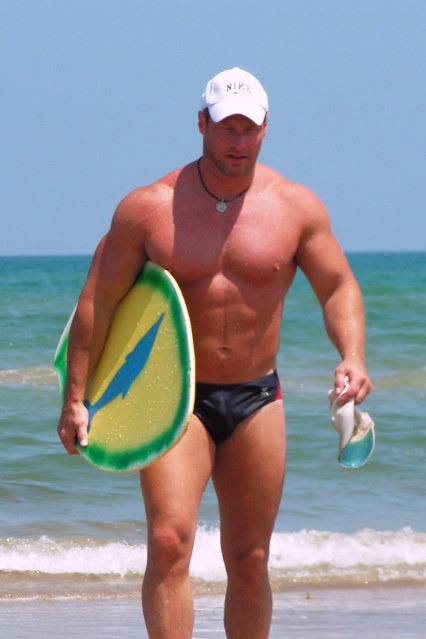 Spring Break Day 5/7: Stud (via Speedo Junkie)