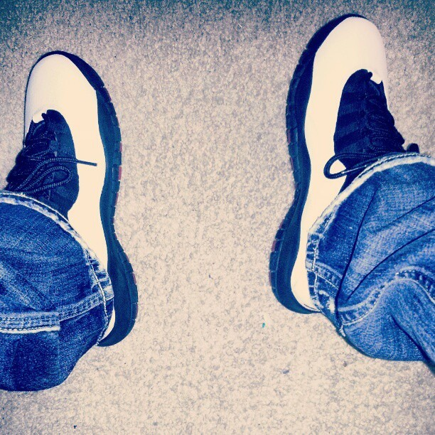 #JB #retro #Jordan #chicago #10 #X