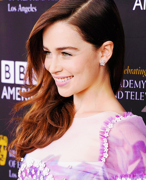 Emilia Clarke @ BAFTA LA TV Tea Party 22.09.2012  <3<3<3