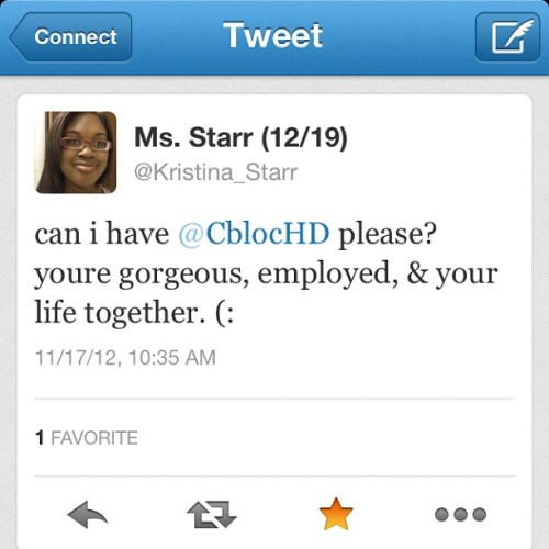 Stuff like this changes you.. She recognizes my ambition! #twitter #tweet #follower #love #fans #art #vintage #steeze #swag #media #warm #employed #favorite #fans #fan