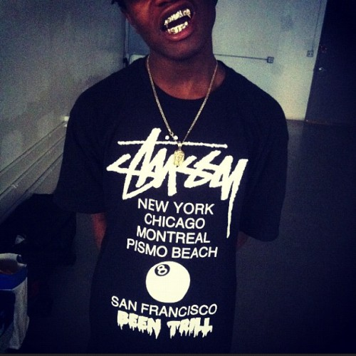 #BEEN#TRILL x Stussy Made For You but Worn By Me.