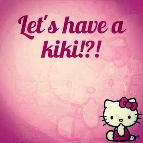 nappiespree:  #letshaveakiki  Let's Have A Kitty?